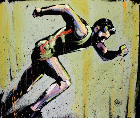 Running Man #2