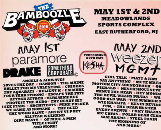 The Bamboozle Flyer_1