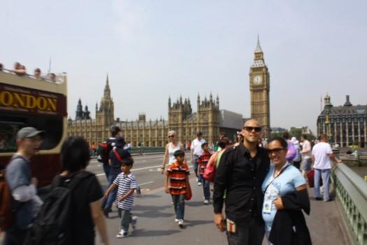 Garibaldi / London