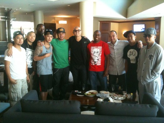 I met up with the wockeez not too long ago while they were in the bay for a special event