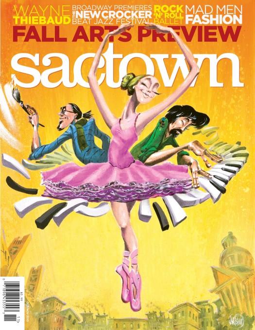 Sactown Magazine & David Garibaldi