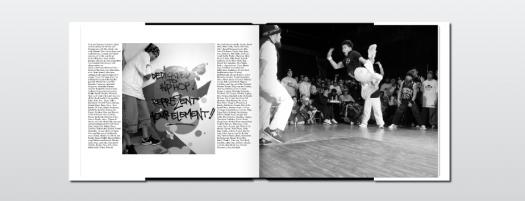 Lost Dance of Hip Hop Book