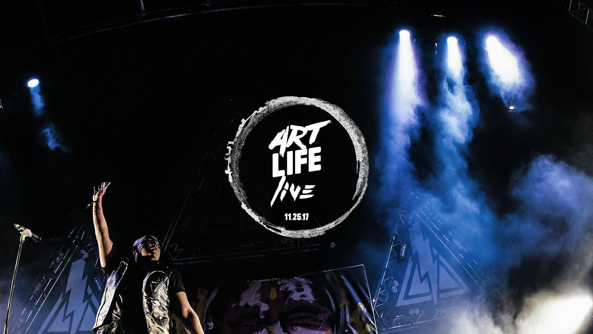 Art Life Tour 1080 access pre sale 3