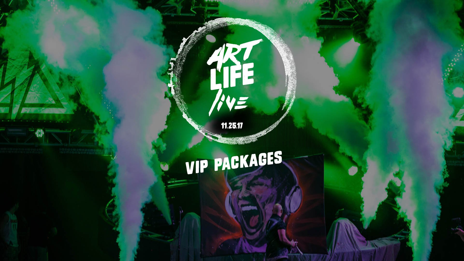 Art Life Tour VIP PACKAGES
