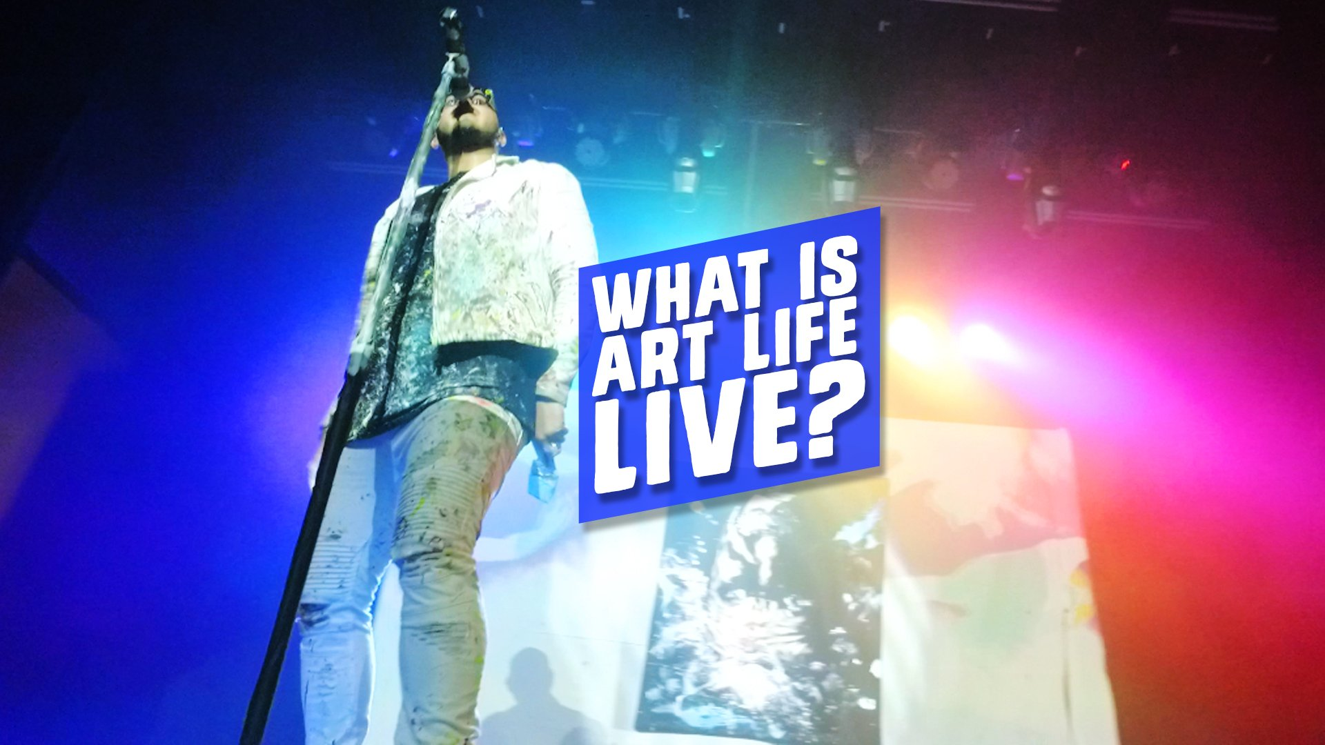 What is Art Life Live