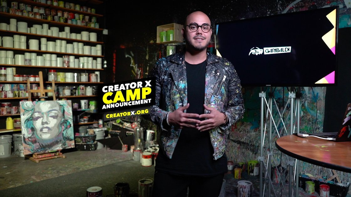 Creator X Camp Explained web